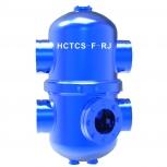 多功能胶球自动在线清洗装置HCTCS-F-RJ(日洁型)